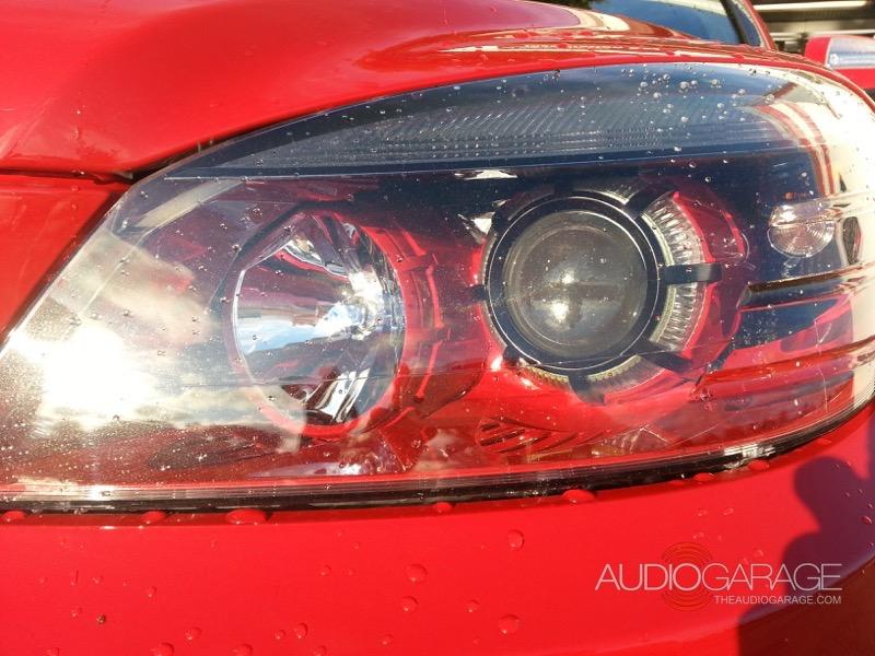 Mercedes C300 Lighting