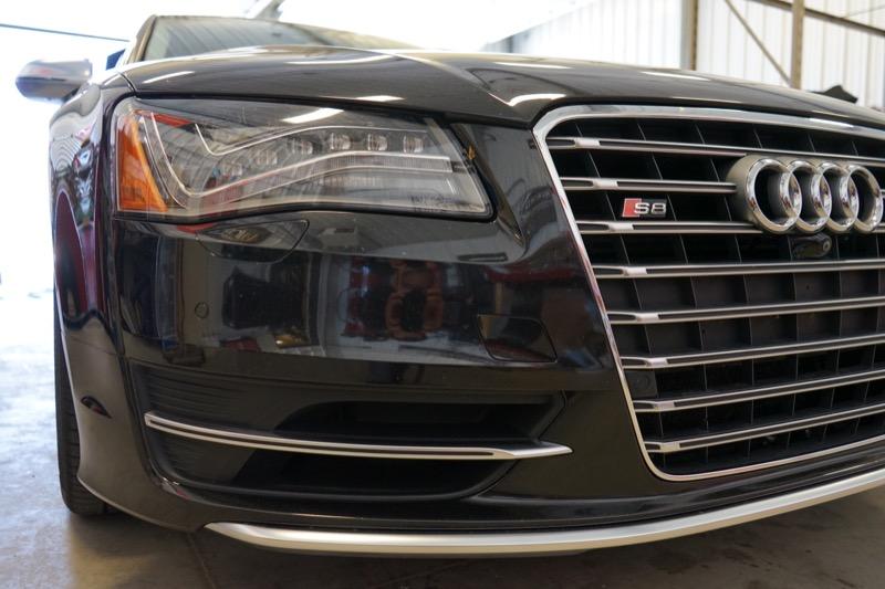 Audi S8 Audio Enhancement for Fargo Client