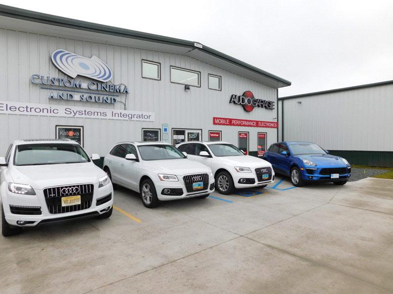 Audio Garage is Your Local European Vehicle Remote Start Expert