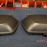 Street Glide Bag Lid Speakers