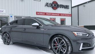 Audi S5 Sportback Window Tint