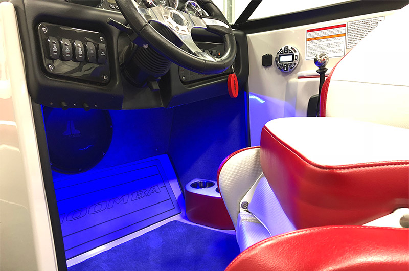 West Fargo Client Is Ready for Summer With Moomba Audio Upgrade