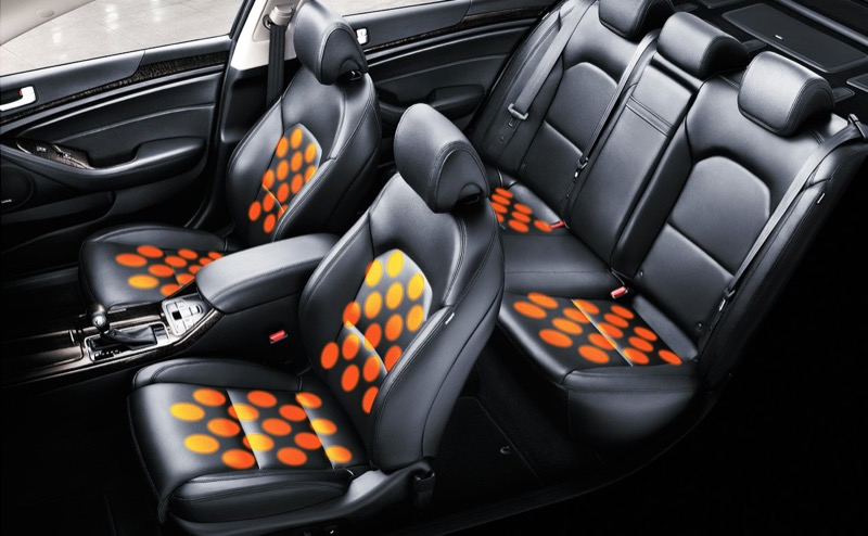 Adding Heated Seats With Audio Garage