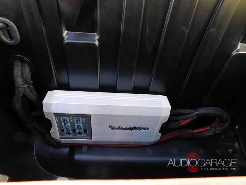 Indian Roadmaster Audio
