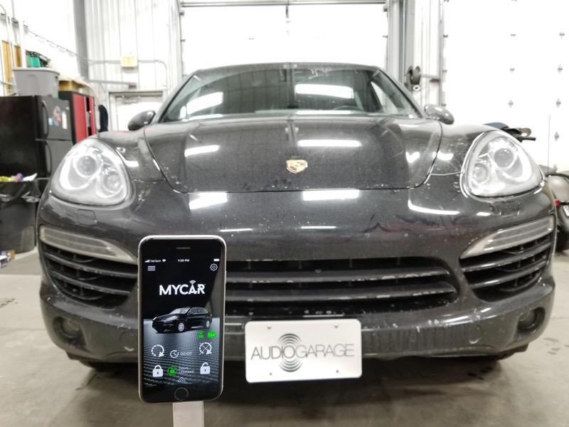 2013 Porsche Cayenne Diesel Gets Unlimited Range Remote Start