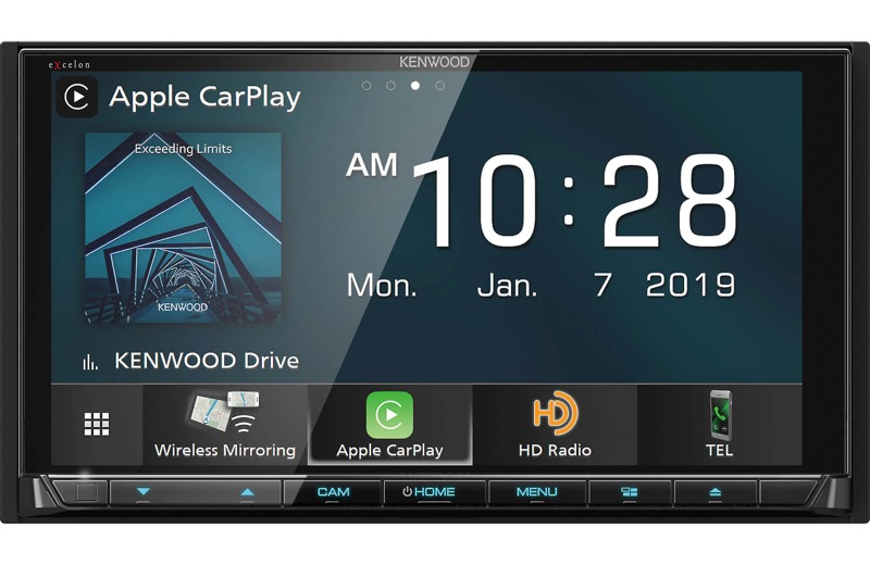 Product Spotlight: Kenwood DDX9906XR