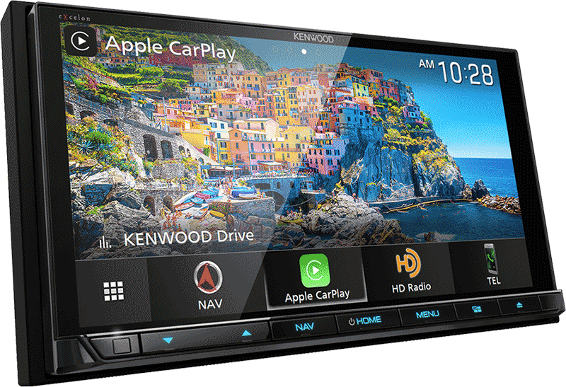 Product Spotlight: Kenwood DNX996XR