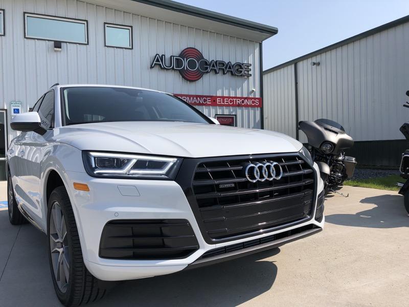 2019 Audi Q5 Gets SunTek Window Tint and Paint Protection Upgrade