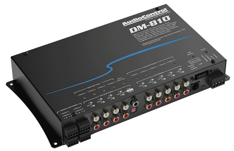 AudioControl DM-810 Digital Signal Processor