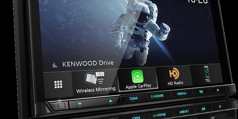 Product Spotlight: Kenwood DDX9907XR Bluetooth DVD Receiver