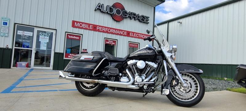 Rockford Stereo Upgrade for Fargo Harley Road King