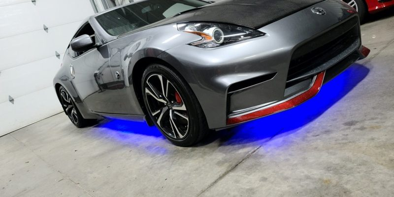 Radio and Lighting Upgrade for Fargo Nissan 370Z