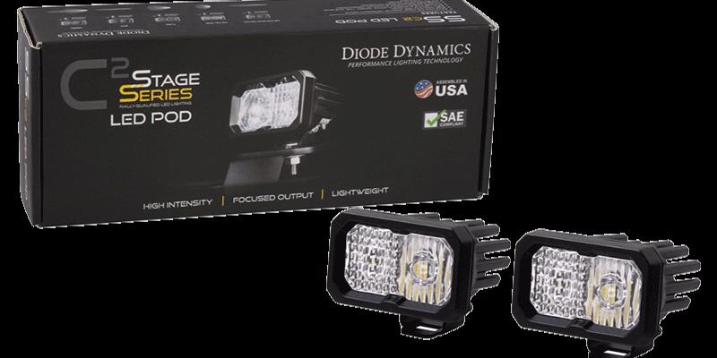 Product Spotlight: Diode Dynamics SSC2 LED Pod Lights