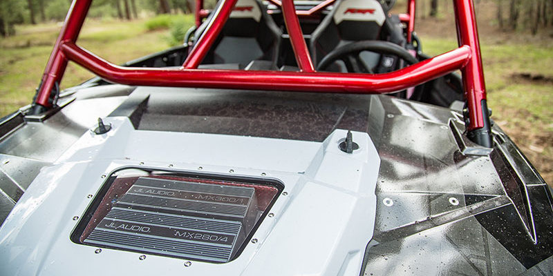Powersports Amplifier Upgrades For Fun and Function