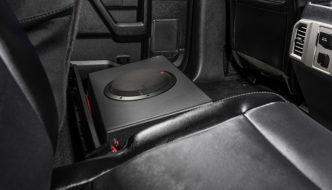 Product Spotlight: Rockford Fosgate P300-10T Powered Subwoofer