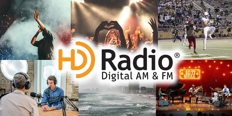 HD Radio Upgrades Give AM and FM Clearer Sound