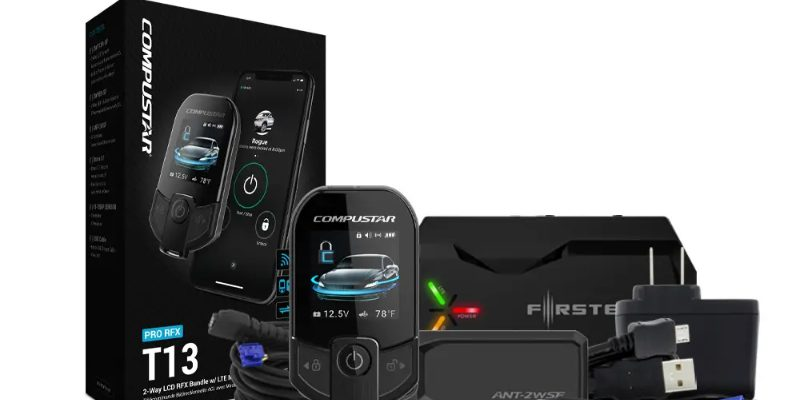 Product Spotlight: Compustar RFX-P2WT13-SF Remote Starter